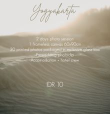 Yogyakarta Open Trip by William Saputra Photography