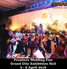 Premiere Wedding Fair 2018 by ORANGE Music Management
