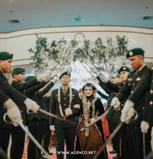 THE WEDDING OF KOKO & DEBBY by alienco photography