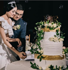 kelvin & Ela wedding by Oursbake