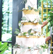 Yosef and Bella Wedding by Oursbake