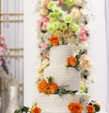 Alberto and Dewi Wedding by Oursbake