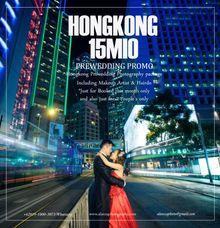 HONGKONG PREWEDDING PROMO by Alanza Photography