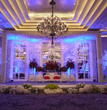Wedding Reception of Dick & Angie by Lumens Indonesia