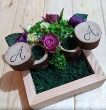 Ring Box for Mba Amy by Hana Seserahan
