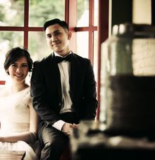 Ferdie & Michelle pre-wedding by soelie photography
