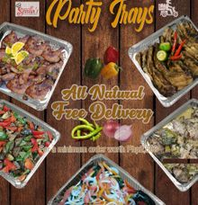 Party Tray by Sevilla's Catering