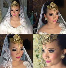Make Up Wedding by Barry Irawan