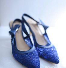 Lovely Blue Wedding by SLIGHTshop.com