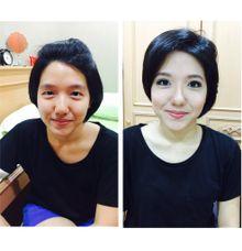 Eye Defining Makeup for Miss Carissa by GabrielaGiov