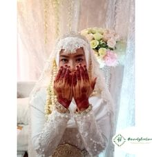 Fast henna Wedding's Lya by Hennabyherlina