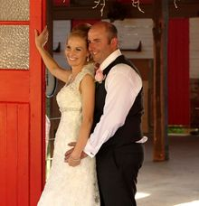 Andrew and  Linda -  Country Wedding Film by Monkeybrush Films