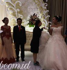 The Wedding Of Akhin & Wiwid by Handy Talky Rental bbcom