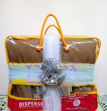 Hias Bedcover Simple by Kotak Seserahan Kita