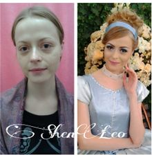 Makeup Cinderella by ShenLeo Makeup