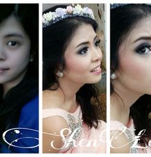 Makeup Prewed by ShenLeo Makeup