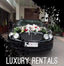 Mobil Bentley by LUXURY RENTALS