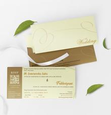 Wedding of Fakhriyani & Lomo by Blujo Inc.