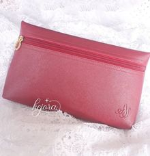 Pouch top zipper with depth by Kejora Gift & Souvenir