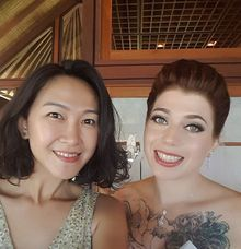 Bride Makeup April 2017 by Mety Fong