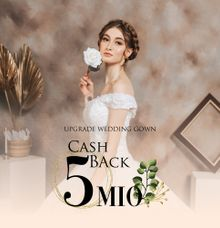 SPECIAL OFFERS FOR YOU - 5 MILLION CASHBACK FOR OUR BRIDAL PACKAGE by Kara Brides
