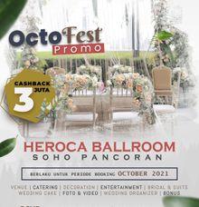 Heroca Ballroom OctoFest Promo by Sky Wedding Entertainment Enterprise & Organizer