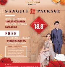 Sangjit Promo by Sky Wedding Entertainment Enterprise & Organizer