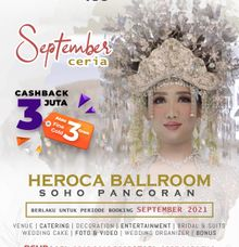 SEPTEMBER CERIA PROMO by Sky Wedding Entertainment Enterprise & Organizer