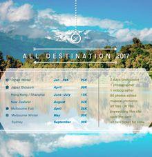 All Destiniations Promo 2017 by Kinema Studios