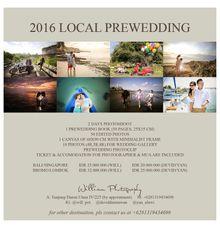 Local Prewedding Promo by William Photography