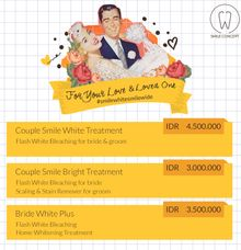 For Your Love & Your Loved One by Smile Concept dental clinic