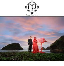 prewed wedding intan & Indra by NICE PICTURES