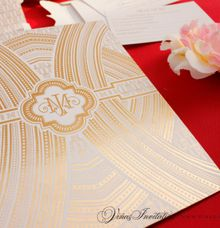 JESSICA AND MILES by Vinas Invitation