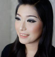 Makeup Trial for Grysherra by Kezia Francesca