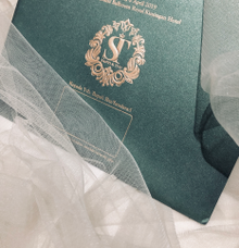 Wedding Invitation Vol. 1 by Rangkai Cerita