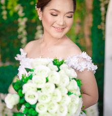 Jessa And Carlo by Hair and Make Up By Jessa Milan