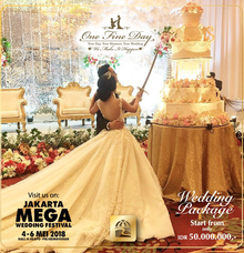 Jakarta Mega Wedding Festival by RedTop Hotel and convention centre