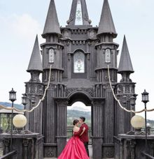 Rendy and Michelle Prewedding by iLook ( Makeup & Couture )