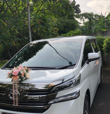 wedding 28/4/18 by Panen Rental Car