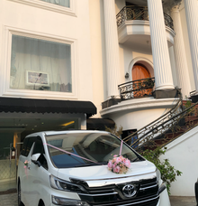 wedding C & R 7 Okt'18 by Panen Rental Car