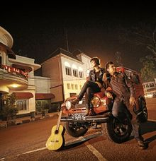 Let's Rock Baby by Foto Wedding Bandung
