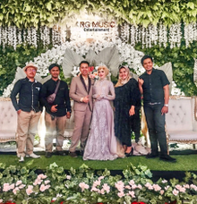 Organ Tunggal Package | Wedding of Faisal & Youmil by RG Music Entertainment