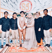 Acoustic Band Package | Wedding of Sella & Irfan by RG Music Entertainment