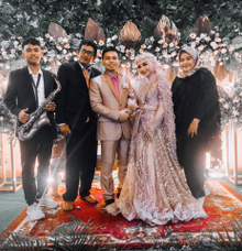Simple Instrument Package| Wedding Febry & Fahri by RG Music Entertainment