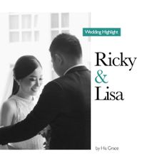 By His Grace - Ricky Lisa Wedding by Intemporel Films