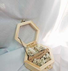 Hexagonal Ringbox by Kimy.Florist