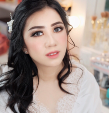 Test makeup for Ms.Imelda by RLimmakeup