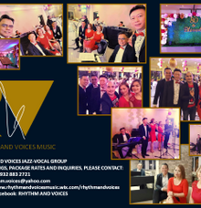PRIVATE EVENT 80TH BIRTHDAY CELEBRATION by RHYTHM AND VOICES MUSIC