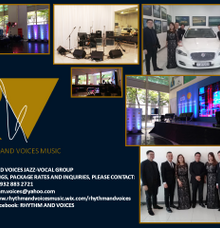 CITI-PLATINUM LAUNCH AT AUTOSTRADA MOTORE INCORPORATED FERRARI DEALERSHIP by RHYTHM AND VOICES MUSIC