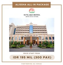 OUR VENUE - SUNLAKE HOTEL by Alissha Bride